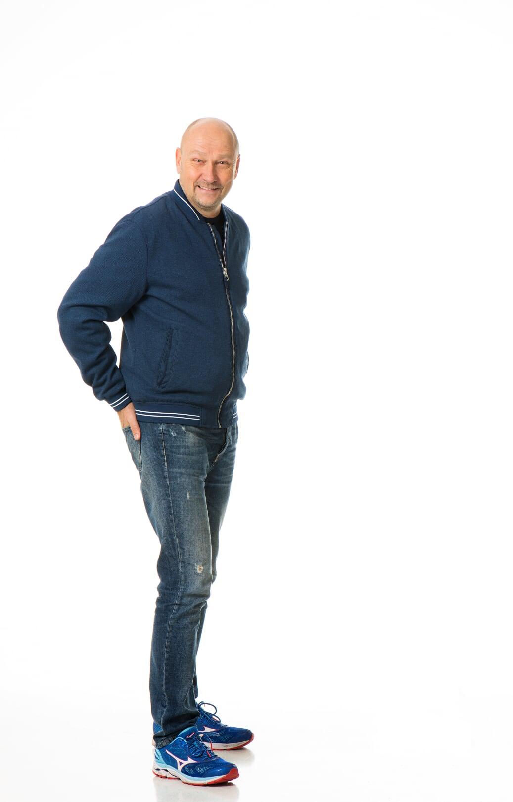 Harri Hänninen, juoksuvalmentaja, HCDR tuottaja
