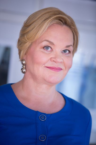 Cristina Andersson, boardmember, founder at Airawise Oy