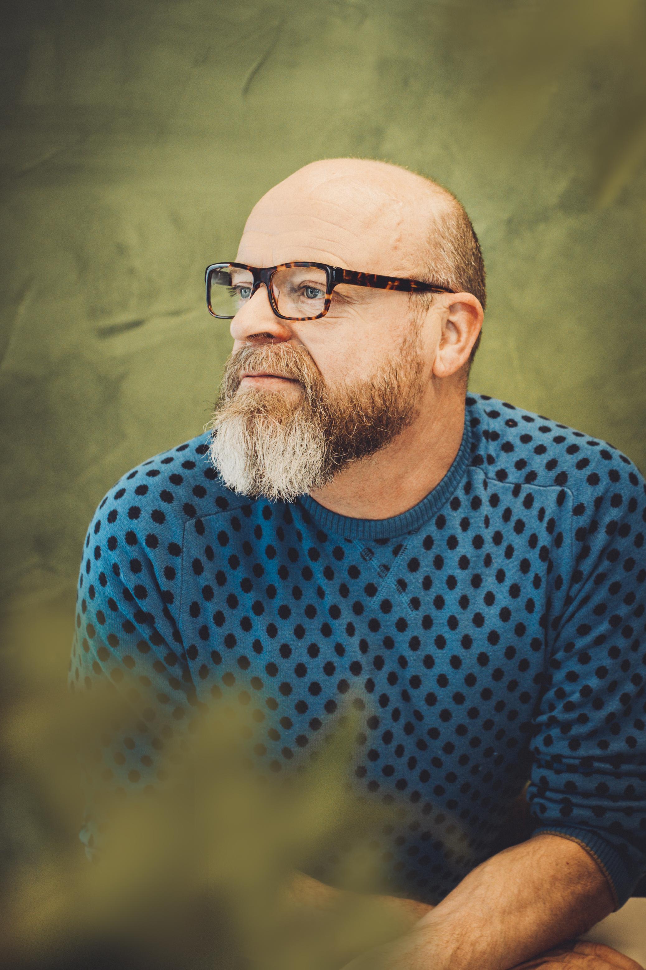 Ruohonjuuren toimitusjohtaja Arto Ranta-aho ja markkinointipäällikkö Johanna Koskinen